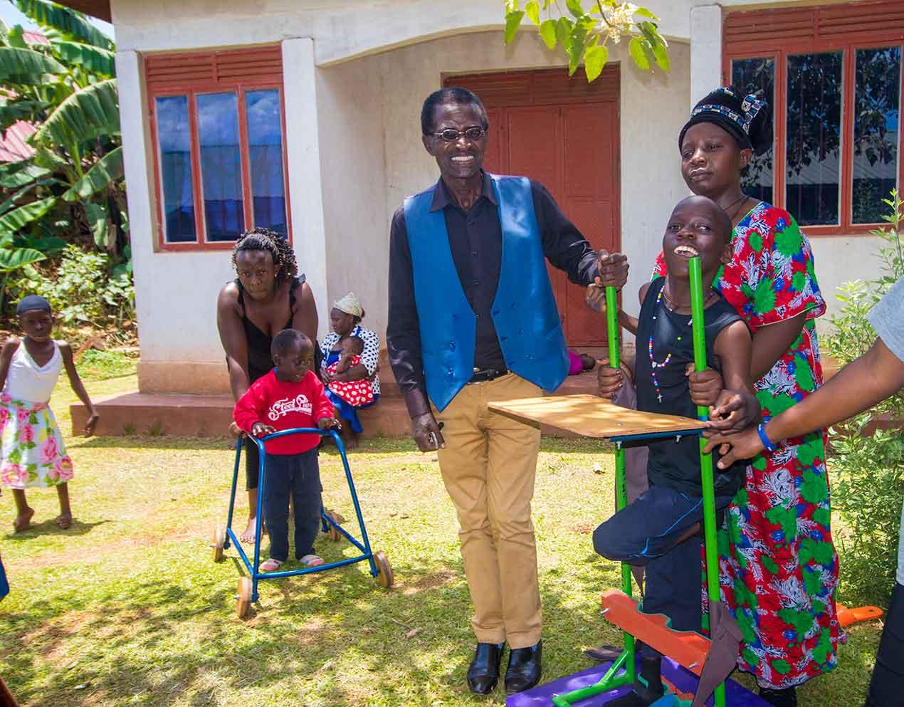 Toruwu's Disabled children